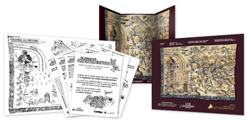 Educational materials related to the exhibit are available for individuals and classrooms.
